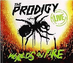 The Prodigy: World's On Fire (digipack) [CD]+[DVD]
