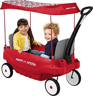 Radio Flyer Ultimate Flex Wagon