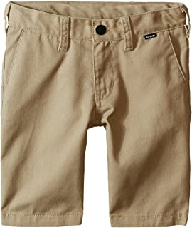 [Hurley(ハーレー)] キッズショーツ?短パン One and Only Walkshorts (Little Kids) [並行輸入品]