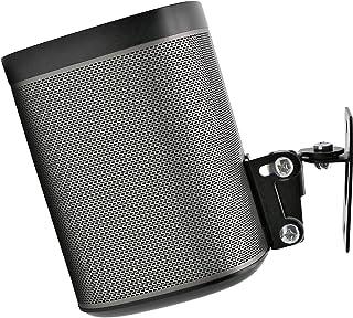 Soundbass Sonos Play 1 vägghållare, (inte kompatibel med Sonos One), justerbar rotations- och lutningsmekanism, enkelhålla...