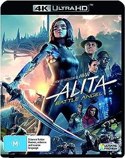 Alita: Battle Angel (4K Ultra HD)