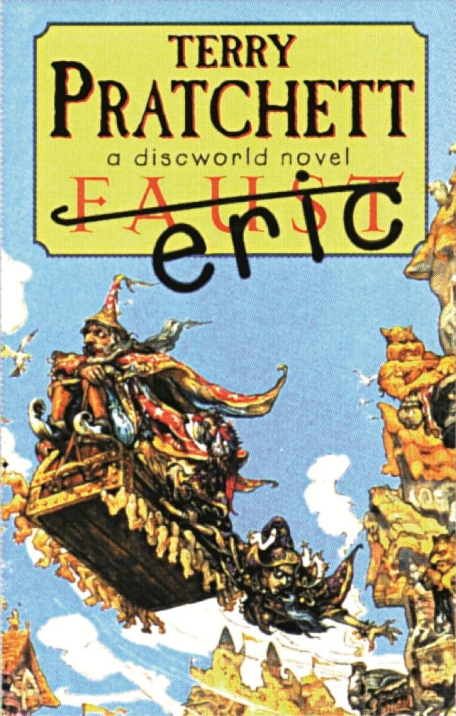 特異な引くロバEric: Discworld: The Unseen University Collection (Discworld series Book 9) (English Edition)