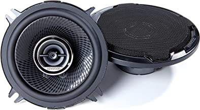 $59 » Kenwood KFC-1396PS 5.25 Inch 320 Peak Watt 2 Way Car Audio Woofer Cone Speakers