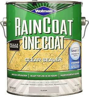 RUST-OLEUM  12386    Raincoat Oil/Base Clear