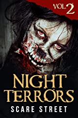 Night Terrors Vol. 2: Short Horror Stories Anthology Kindle Edition