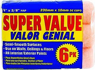 Premier Nap Polyester Roller Cover on Polypropylene Core, 6PK38