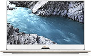 Dell XPS 13 9370 4K IPS Touch 13.3 Inches LCD/LED Laptop - Intel i5-8250U 3.4 GHz, 8 GB RAM, 128 GB SSD, Intel UHD Graphics 620, Windows 10, Gold