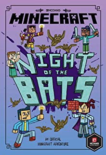 Night of the Bats: Official Minecraft Fiction