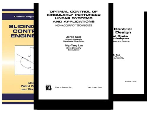 Automation and Control Engineering (50 Book Series)