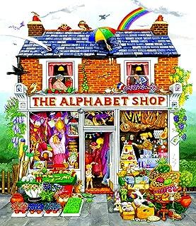 Alphabet House 200 pc Jigsaw Puzzle by SunsOut