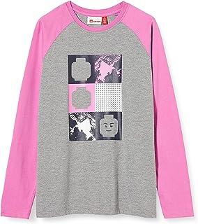 Lego Wear Unisex barn Lwtaupo-långärmad t-shirt