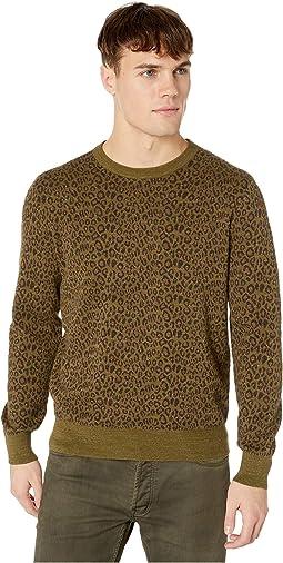 Camo Leopard Heather Moss