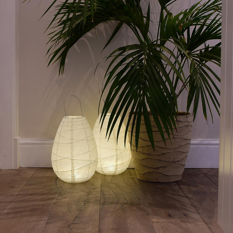 Lights4fun 5er Set LED Papier Lampions Cremefarben Cremefarben Cremefarben batteriebetrieben B06XGTXG29 eb7eda