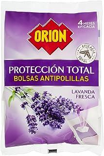 Orion - Bolsas antipolillas Lavanda, bolsa de 20 unidades