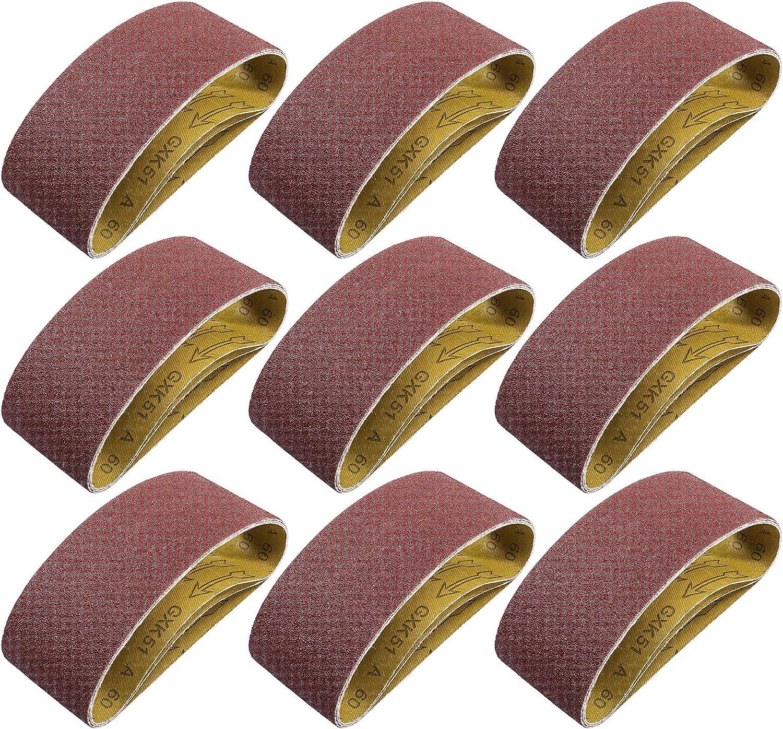 S SATC Belt Sander 20PCS sold out Belts NEW before selling 3x18 Sanding Sa