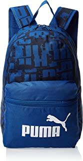 PUMA Boys Small Backpack, Blue - 075488