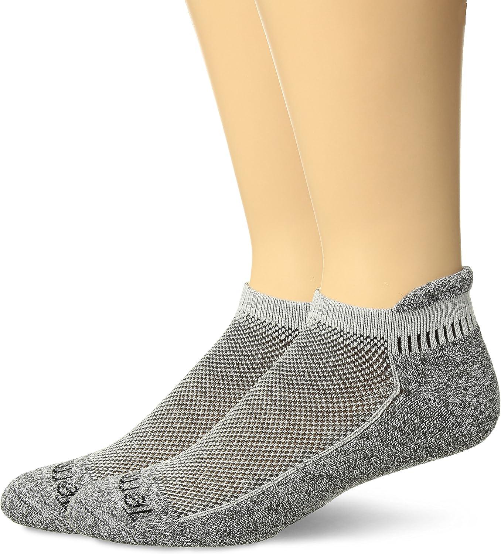 Terramar unisex Cool-dry Pro Hiker Ankle Socks