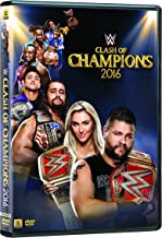 Clash of the Champions 2016 WWE
