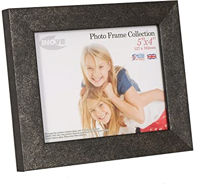 Inov8 5 X 4-Inch British Made Picture/Photo Frame, Pack Of 4