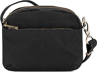 Travelon Anti-Theft Signature E/w Shoulder Bag, Black, One Size