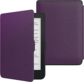 MoKo Kobo Clara HD Case, Premium Ultra Compact Protective Sleep Wake Up Slim Lightweight Cover Case for Kobo Clara HD 6