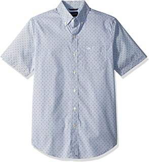 big short sleeve dress shirts