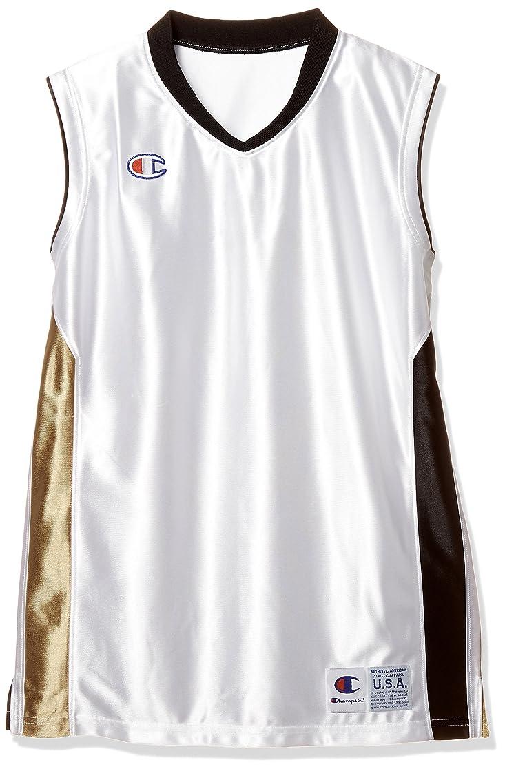 戦争兵隊エトナ山[チャンピオン] ゲームシャツ バスケットボール CBGR2032 ガールズ