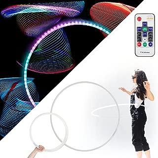 kinetic led hula hoop