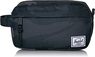 Herschel Anchor Sleeve for MacBook/Ipad, Night Camo, Carry-On 3L, Chapter Toiletry Kit