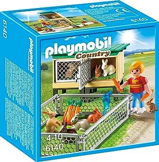 Playmobil - Criadero de Conejos (6140)