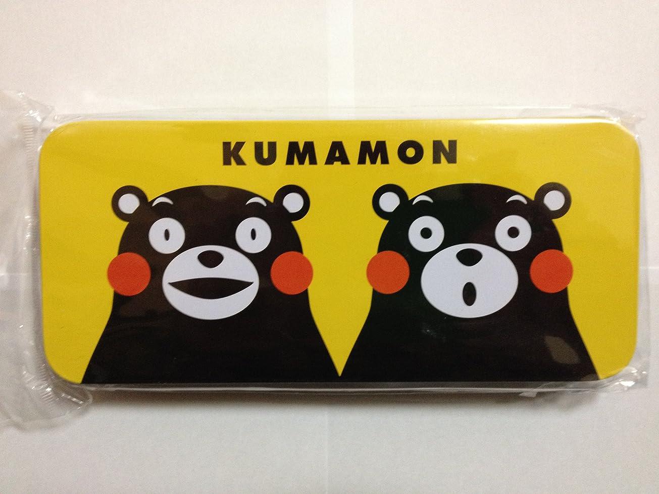 限られたベリー技術KM-151 くまモン 缶ペンケースA