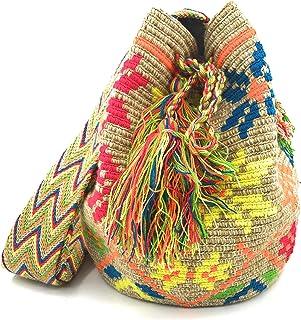 Amazon.es: Multicolor - Bolsos cruzados / Bolsos para hombre ...