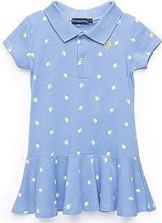 Conguitos Kiara Vestido Informal para Niñas