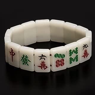 Yellow Mountain Imports American Mahjong (Mah Jong, Mahjongg, Mah-Jongg, Mah Jongg) Bracelet