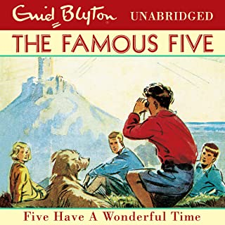 Five Have A Wonderful Time: Book 11