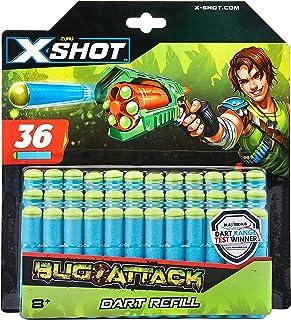X-SHOT Bug Attack-36PK Refill Darts