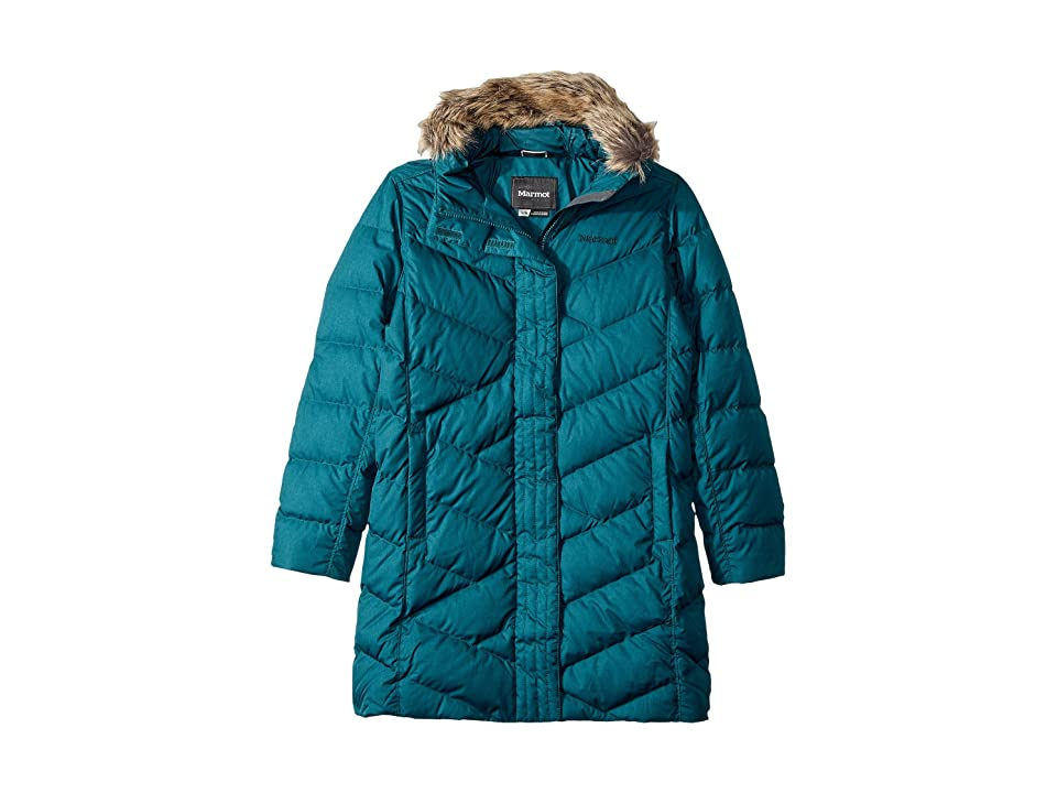 Marmot Kids Strollbridge Jacket (Little Kids/Big Kids) (Deep Teal) Girl