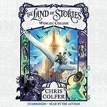 chris colfer land of stories audiobook