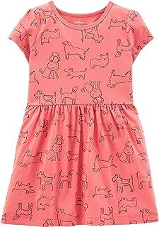 Girls' Jersey Dress