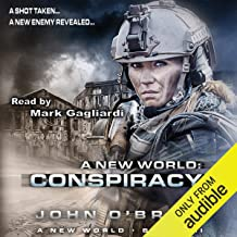 Conspiracy: A New World, Book 8