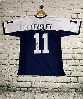cole beasley size