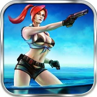 Action Girl Gun Strike To Kill