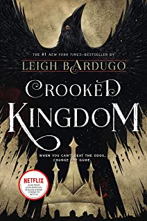 Crooked Kingdom: A Sequel to Six of Crows (Six of Crows, 2)