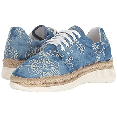 Spring Step Kacy (Denim Blue) Women