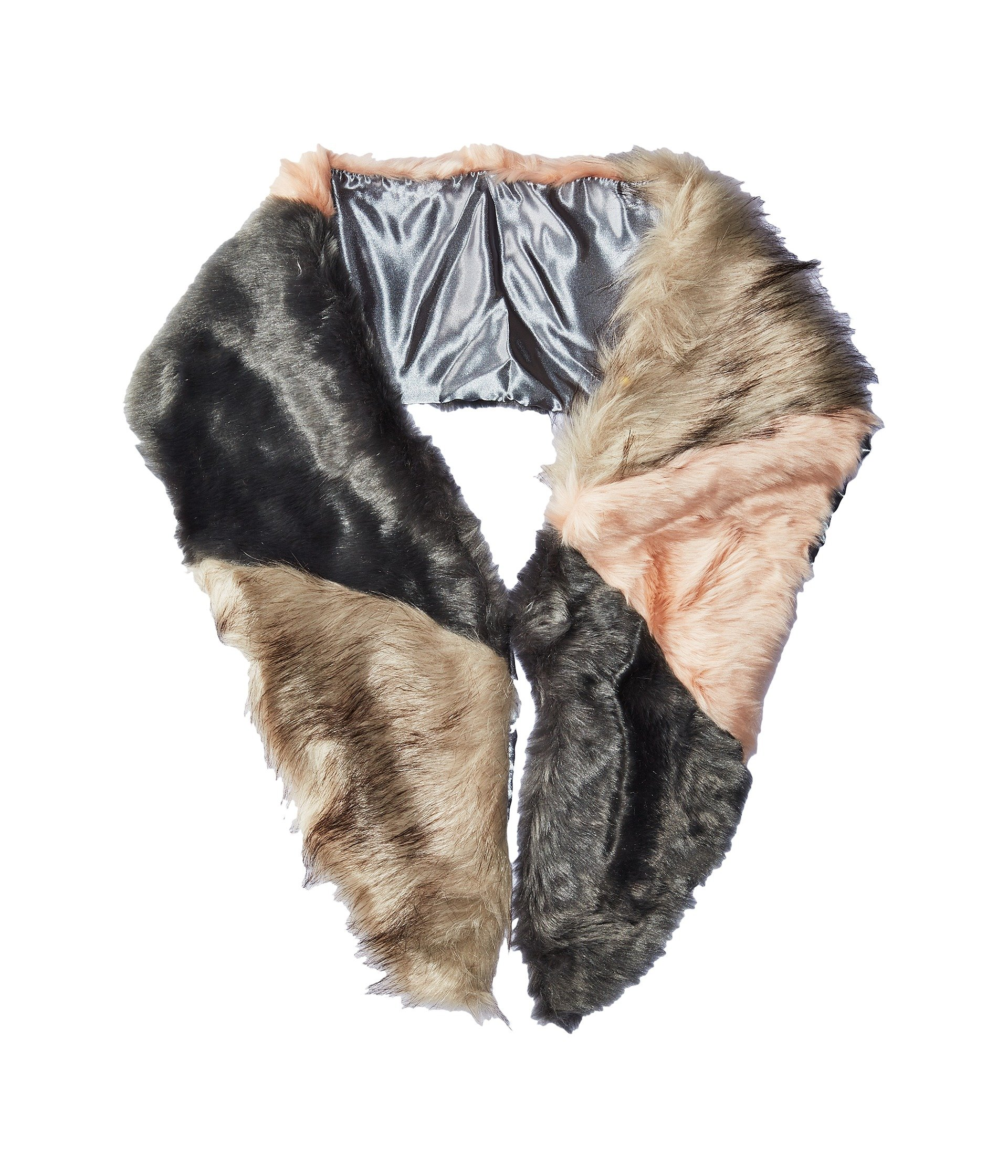 Faux-Real Faux Fur Scarf