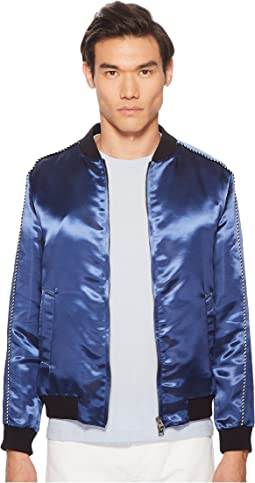Etro - Embroidered Bomber Jacket