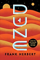 Cover image of Dune by Frank Herbert