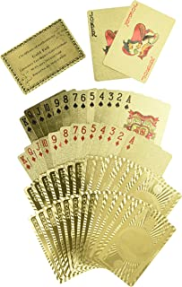 Trademark Poker GLDCARD Playing Cards