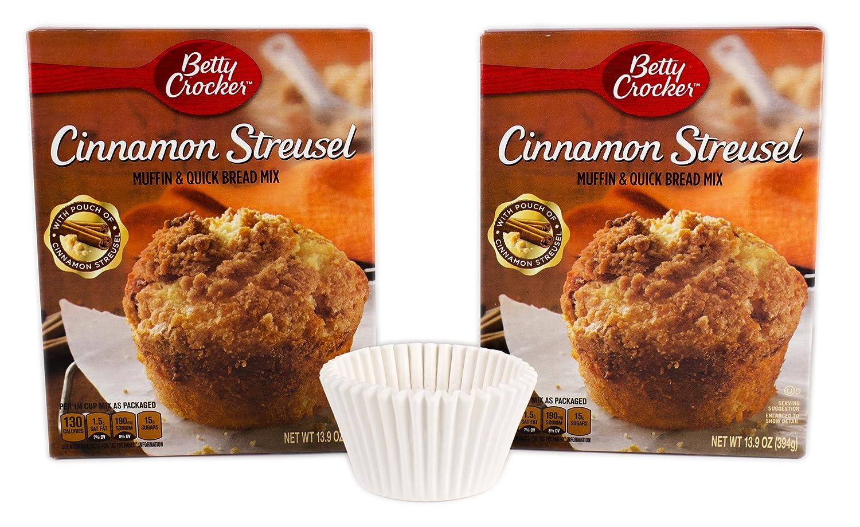 Bundle: Betty Crocker Muffin and Bread with Mix Dallas Mall Cups El Paso Mall FREE