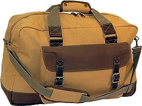 حقيبة سفر ترفيهية من القماش تيكسسبورت، بني ذئب البني/بني غامق/OD